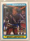 Brian Leetch Cards, Rookie Cards and Autographed Memorabilia Guide 18