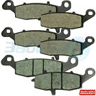 F+R Brake Pads Kawasaki VN 1500 Vulcan Nomad & VN 1600 Classic/Nomad (2000-2008)