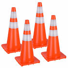 17 28 36 Road Traffic Cones Reflective Overlap Parking Emergency Safety Cone