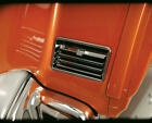 Show Chrome Air Vents Lower Fits Honda GL1800 Gold Wing 2001-2010