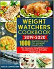 Weight Watchers Cookbook 2019 2020  1000 Day Delicious PDF EB00k Fast Delivery