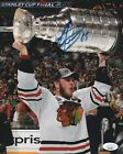 Jonathan Toews Cards, Rookie Cards Checklist, Autographed Memorabilia Guide 58