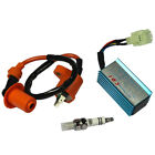 Scooter Performance Racing Ignition Coil + Spark Plug + Cdi Gy6 50cc 125cc 150c