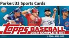2019 Topps Series 1 + Series 2 + Update Complete Set 1000 cards