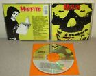 MISFITS S/T Collection 1 CD 1988 Pressing Glenn Danzig Jerry Only Doyle Samhain