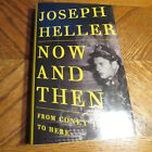 NOW THEN FROM CONEY ISLAND JOSEPH HELLER SIGNED 1st Edit 1st Issue FINE DJ RARE
