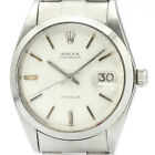 Vintage ROLEX Oyster Date Precision 6694 Steel Hand Winding Mens Watch BF508607