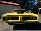 1971 Dodge Charger Base 1971 Dodge Charger Sportscar Yellow RWD Automatic Base