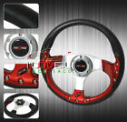 320mm Steering Wheel Comfort Thumb Rest Imprint + Horn Button For Nissan 350Z