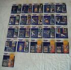 Starting Lineup 21 Assorted Bundle NIB: Nolan Ryan Retirement, Cal Ripken Jr