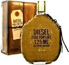 Fuel For Life DIESEL Cologne Men 4.2 - 1-7 oz Eau de Toilette Spray NEW IN BOX