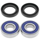 All Balls Wheel Bearing and Seal Kit Front BMW/Honda F 650 CS/NT700V Deauville