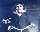 Tobin Bell Autographed Signed Saw 11x14 Photo Billy BAS 11856