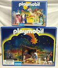 Playmobil Nativity + 3 Wise Men Christmas Sets 3996  3997 Lot 1999