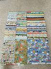 100 pages of Kids and Baby Themed Scrapbook Paper
