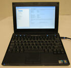 Dell Latitude 2110 101 Netbook Laptop Intel Atom CPU N470 183GHz 2GB NO HDD