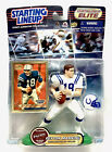 2000 Starting Lineup Elite Peyton Manning Figure New w/Exclusive Pacific Cards