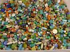 4 Pounds Assorted Colors and Styles India Glass Beads Wholesale Bulk Lot GD 22