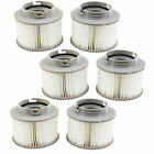 6 x Hot Tub Filter Cartridges for MSpa Inflateable Spa Pools All Models
