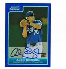 Alex Gordon Rookie and Prospect Card Guide 43