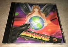 Barrage Self-Titled CD Rare OOP 1994 AOR With Guitar Pick