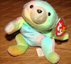 Original Sammy the Bear (Ty Beanie Babie) June 23, 1998 (P.E. Pellets)