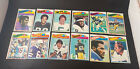Lot (53) 1977 Topps Lot HOF SemiStars And Commons No double Staubach