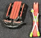 SKIS SLED Mini Miniature Winter Christmas Village Accessories Dickens DAMAGED