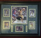 Kobe Bryant early Career autograph 8x10 in Black Matted Frame Beautiful Picture