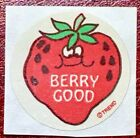 Vintage Trend Matte 80S Scratch And Sniff Sticker