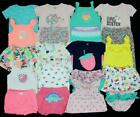 Baby Girl 18 Months Spring Summer Shirt Tanks Shorts Clothes Outfits Sets Lot