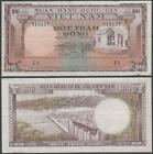 Vietnam South 100 Dong ND 1966 VF+++ P 18