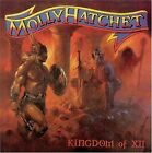 Kingdom of XII by Molly Hatchet (CD) HARD SOUTHERN ROCK HEAVY METAL READ NOTES!!