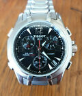 Tissot PR 100 Fly Back Uhr Chronograph Watch