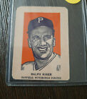 Top 10 Ralph Kiner Baseball Cards 13
