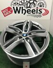 86214 18 Inch BMW X Series X1 X2 7850456 Machined Charcoal Wheel Rim M Sport