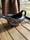 FIESTA Dark Grey/Slate Retired? Large Gravy Boat see all pics for color clarific
