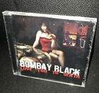 Bombay Black - Love You To Death   MEGA RARE USED CD FAST FREE SHIPPING