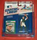 1989 Ed Starting Lineup Terry Steinbach Oakland A's Athletics In Display Case