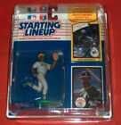 1990 Edition Starting Lineup Dave Henderson Oakland A's Athletics w Display Case