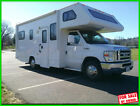 2011 Four Winds Chateau 23A 24 Class C Motorhome Generator c791536