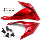 Red Engine Panel Belly Pan Lower cowling Metallic For Kawasaki Z400 2018 - 2020