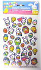 Happy Easter Holiday Sticker Set Polyurethane Foam 35 Stickers
