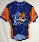 THE RETRO IMAGE APPAREL Cycling Jersey Jacket CYCLES GLADIATOR Print US XL MX 42