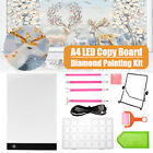 5D Diamond Painting Light Pad Board Box A4 Tablet LED Art Embroidery Sketching