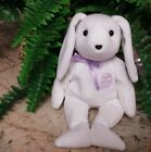 TY~COLOR ME BUNNY (Bunny only) Purple Ribbon~8