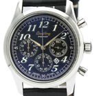 Polished BREITLING Navitimer Premier Chronograph Automatic Watch A42035 BF512107