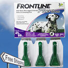 Frontline Plus for Dogs 45 88 lbs Tick Control Flea and Tick Treatment 3 Doses