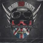 Love Hate Conspiracles by BLOOD RED SAINTS (CD/SEALED - AOR HEAVEN) MELODIC ROCK