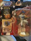 Jackie Robinson Los Angeles Dodgers 2000 All Century Team Starting Lineup Kenner